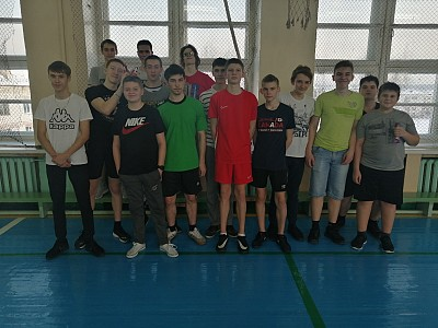 Первенство школы по мини-футболу