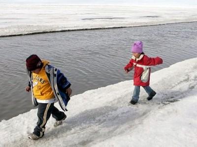 РОДИТЕЛЯМ! Правила безопасного поведения на льду для детей