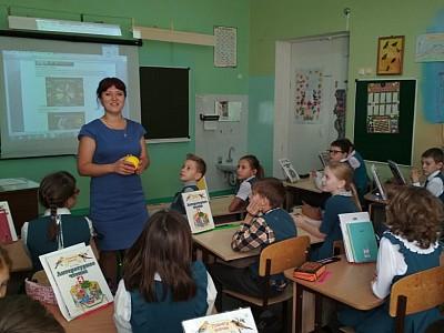 Школьникам о здоровом питании
